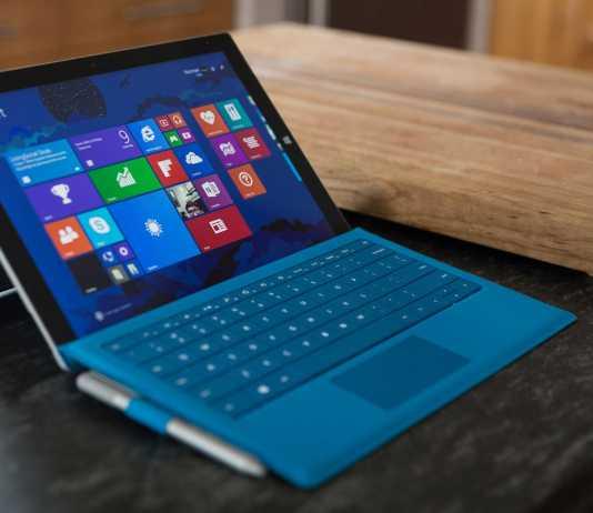 Microsoft propose une nouvelle variante de sa tablette Surface Pro 3