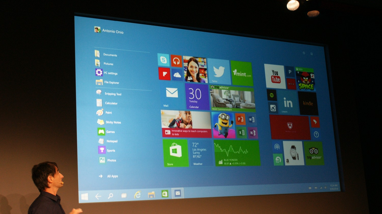 Windows 10 sera disponible publiquement dès le 29 juillet 2015
