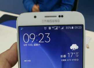 Le Samsung Galaxy A8 se montre via quelques photos 6