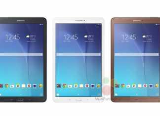 Samsung Galaxy Tab E : les premières images de la nouvelle tablette au format 9.7 pouces 1