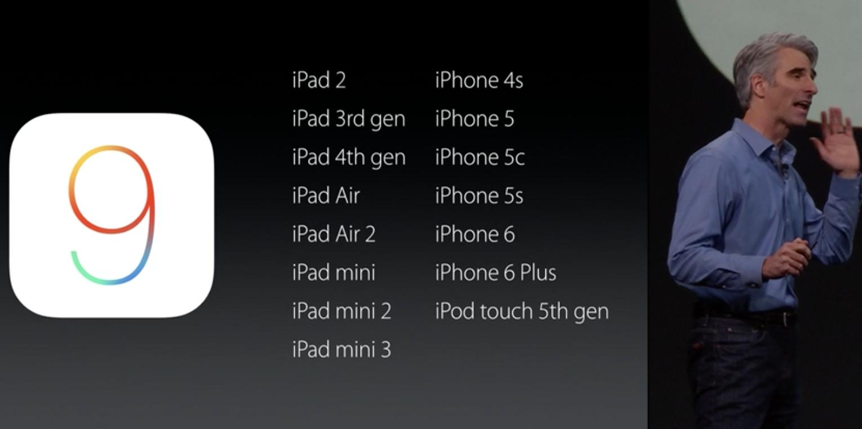 WWDC 2015 : iOS 9, le nouvel OS X et, bien sûr, Apple Music