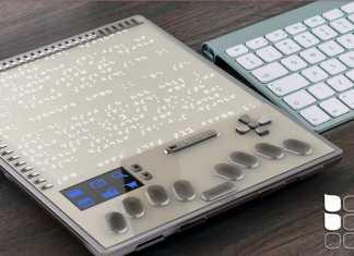 BlitLab : Une tablette tactile révolutionnaire pour les malvoyants 2