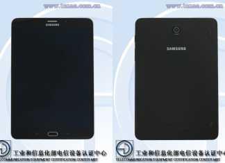 Samsung Galaxy Tab S2 8.0 : la plus fine des tablettes se montre en images 2