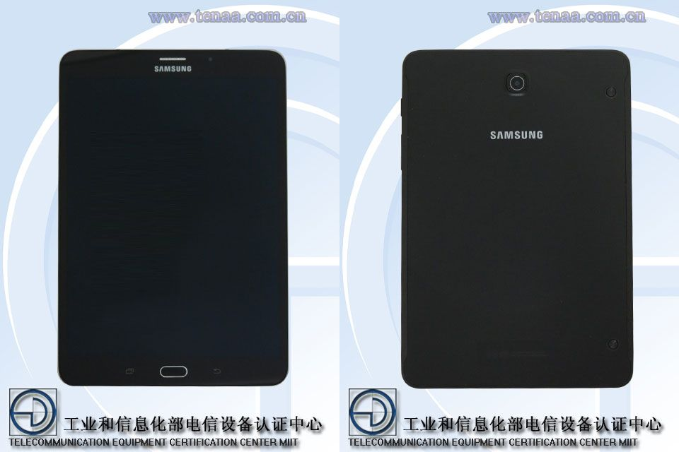 Samsung Galaxy Tab S2 8.0 : la plus fine des tablettes se montre en images