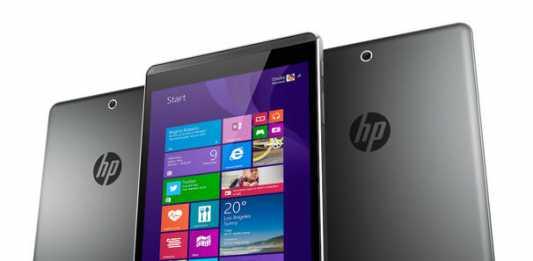 HP Pro Tablet 608 : la première tablette du constructeur sous Windows 10 1