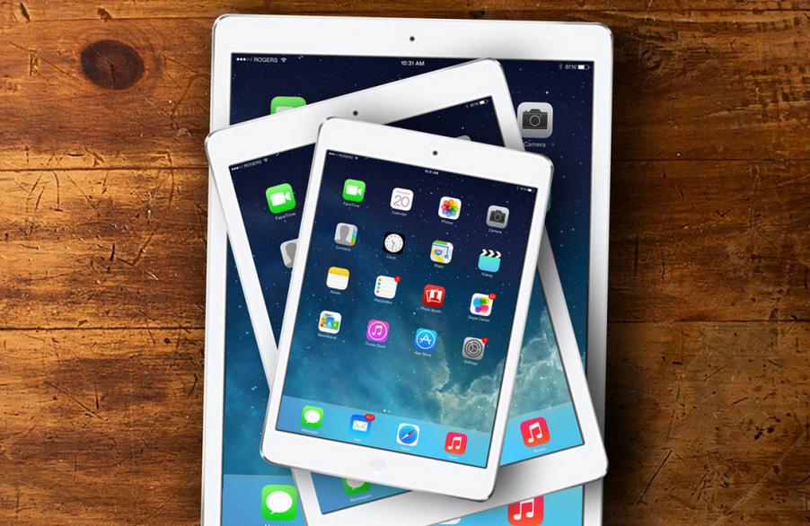 iOS 9 : l'iPad Pro (ou plus) prend de l'ampleur