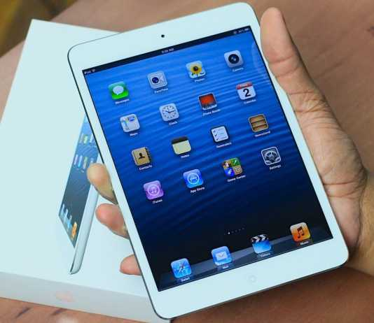 iPad Mini : Apple supprime le dernier device non-Retina de son catalogue 3