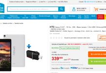 Coup de promo chez RueDuCommerce.com sur les tablettes HTC et ARCHOS ! 3