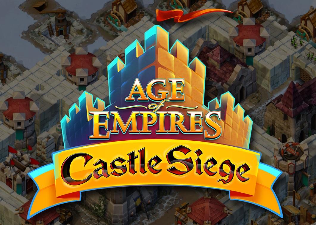 Age of Empires Castle Siege débarque sur iOS
