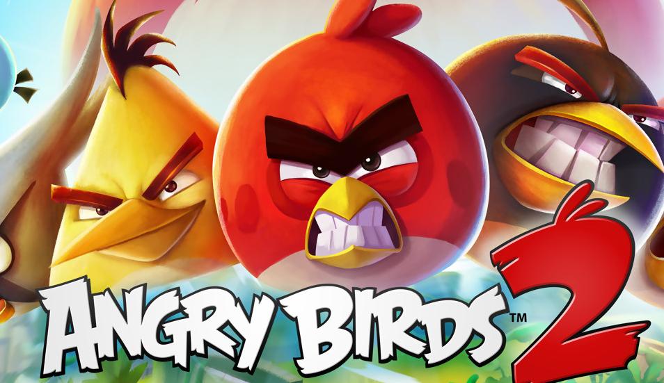 Angry Birds 2 est désormais disponible sur iOS et sur Android