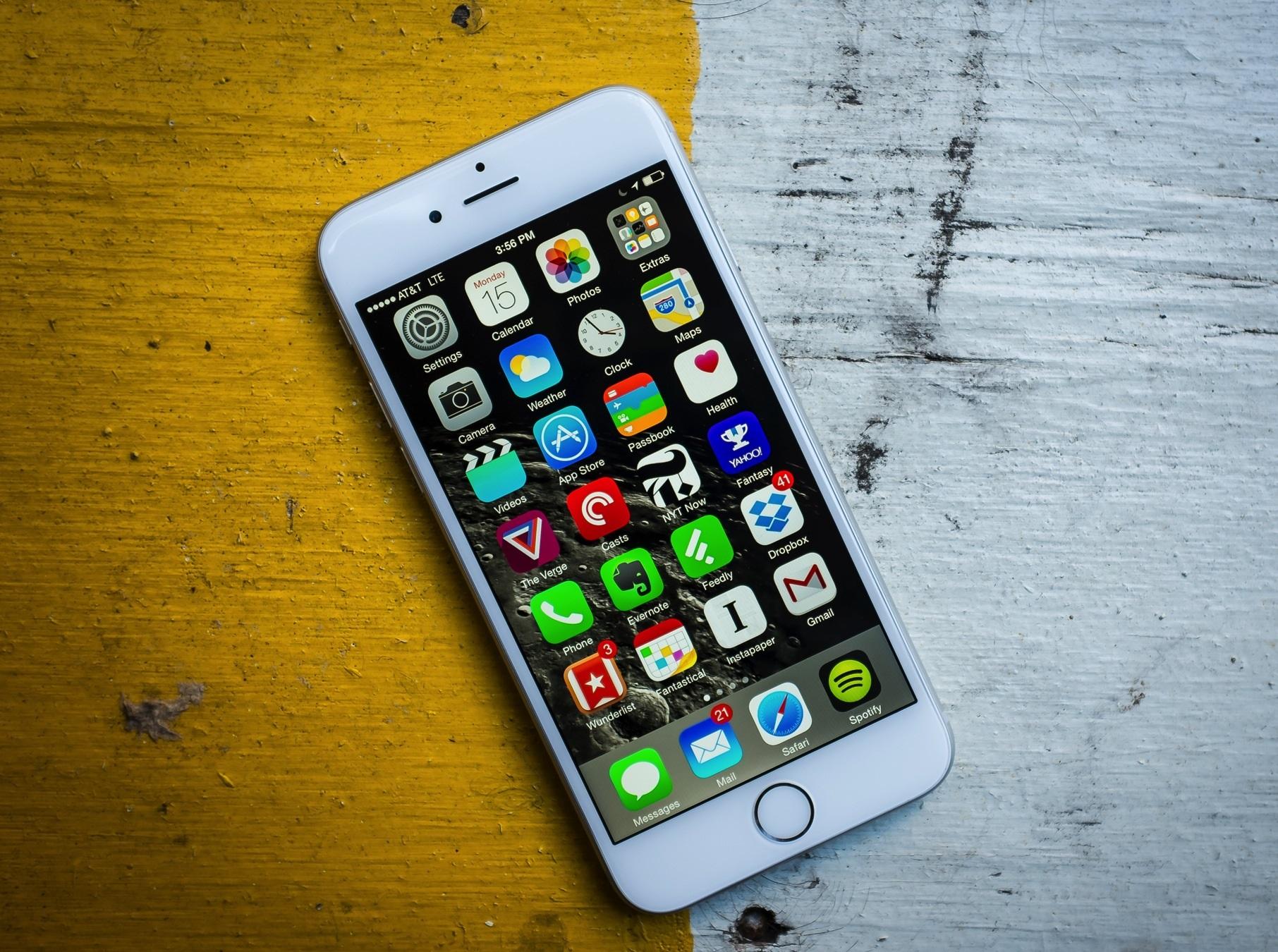 iPhone 6S : on confirme la présence du Force Touch