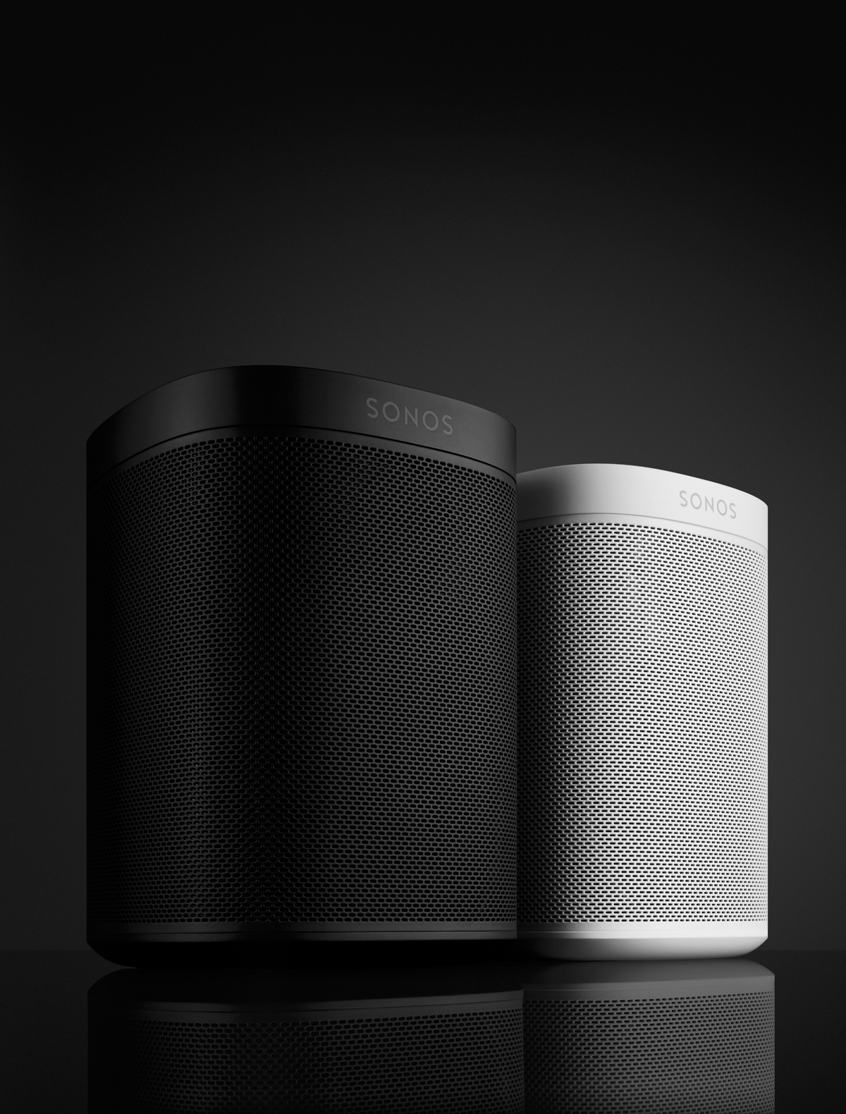 enceinte sonos play 1 tone. Black Bedroom Furniture Sets. Home Design Ideas