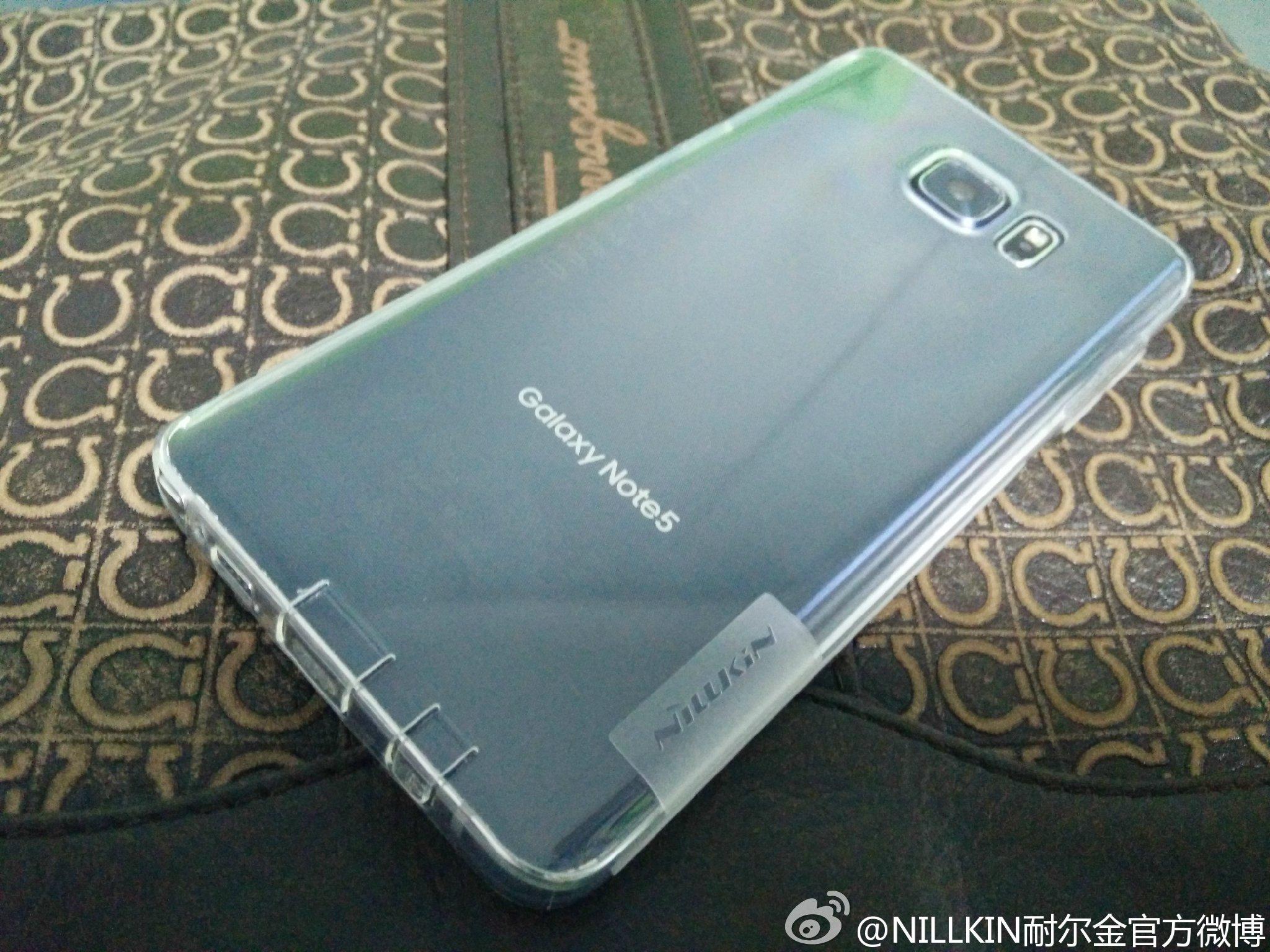 Galaxy Note 5 : les premières photos de la phablette de Samsung