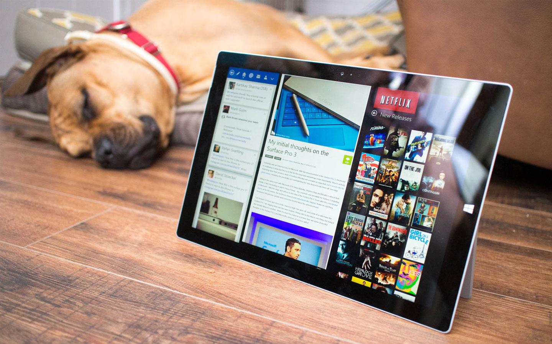 Microsoft Surface Pro 4 : un lancement pour le mois d'octobre ?