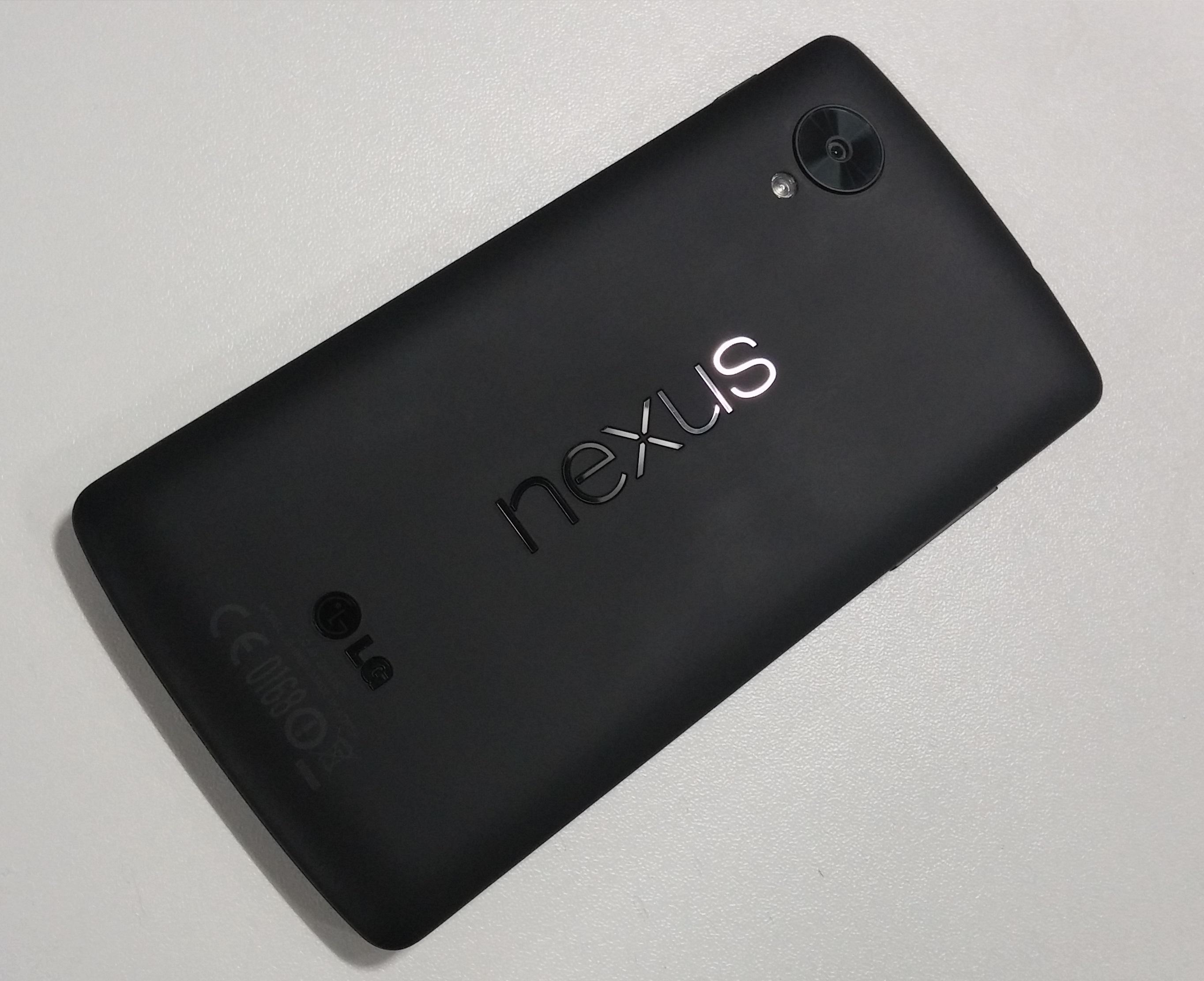 Nexus 5 : l'édition 2015 signée LG et différente du G4 ?