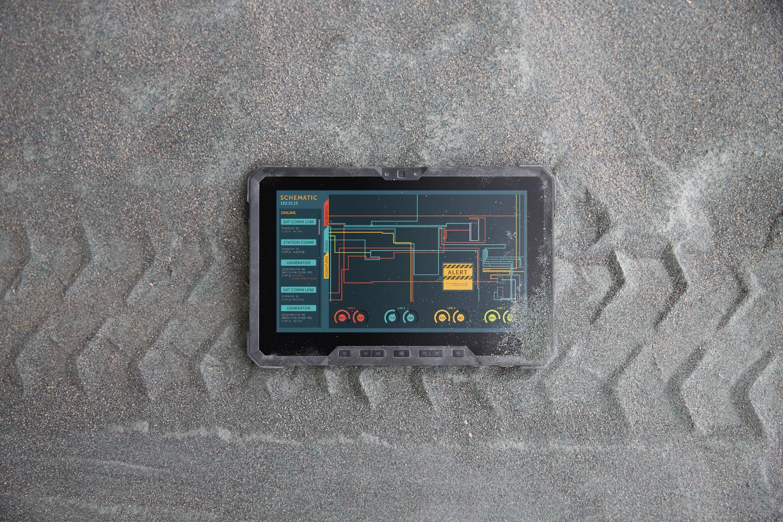 Dell Latitude 12 Rugged Tablet : une tablette tout-terrain pour les pros