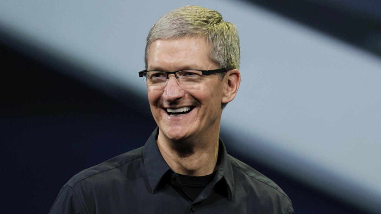 Apple voit son action baisser mais bénéficie de profits «records»