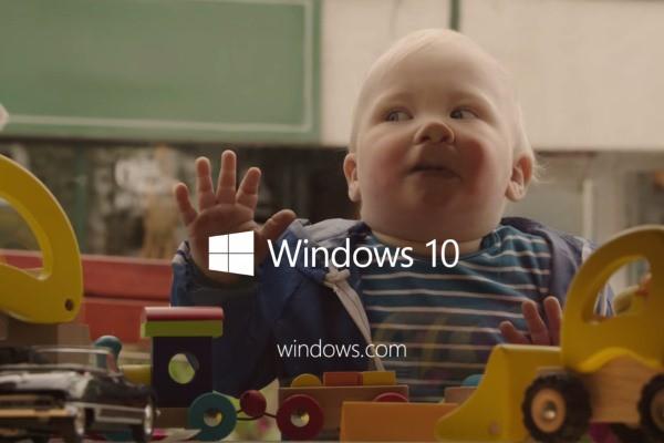 Nouvelle campagne de publicité de Microsoft : «Windows 10, une manière  plus humaine de faire»
