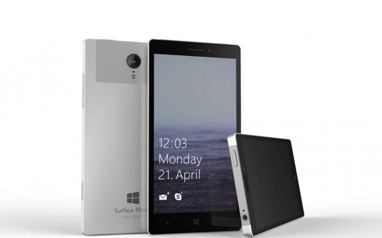 Un Surface Phone en préparation chez Microsoft ?