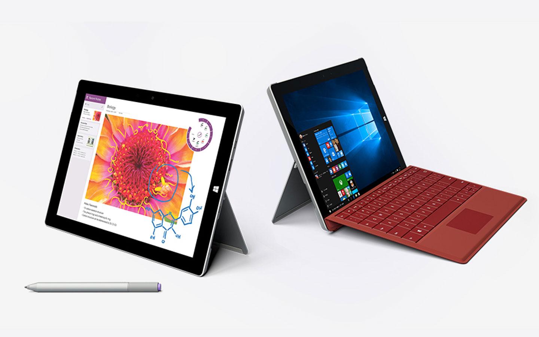 Microsoft travaillerait sur deux nouvelles tablettes Surface