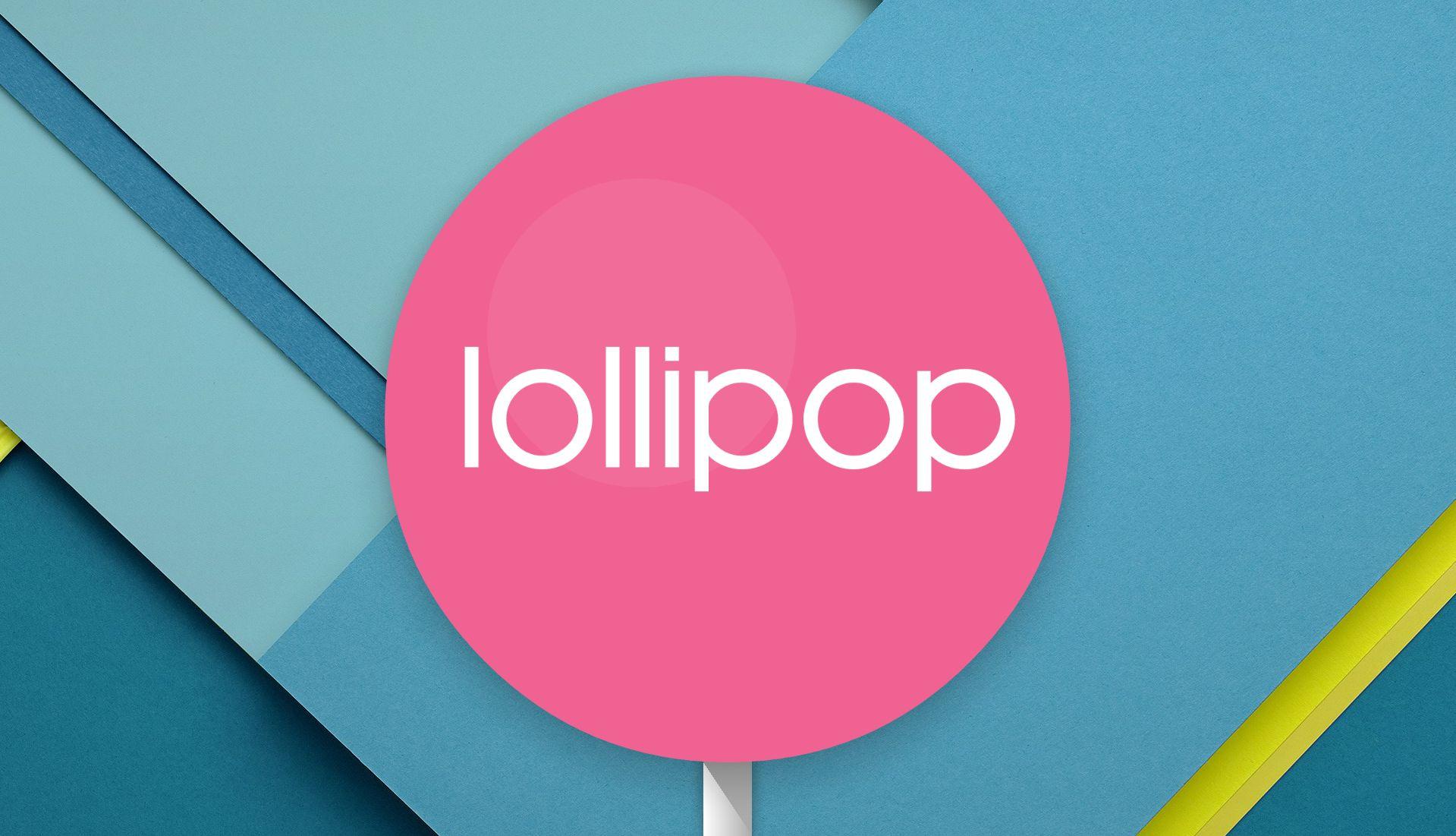 Android : Lollipop sur moins d'un terminal sur cinq !