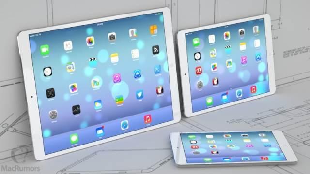 Sortie d'un nouvel iPad Pro avec stylet Force Touch avant la fin de l'année ?