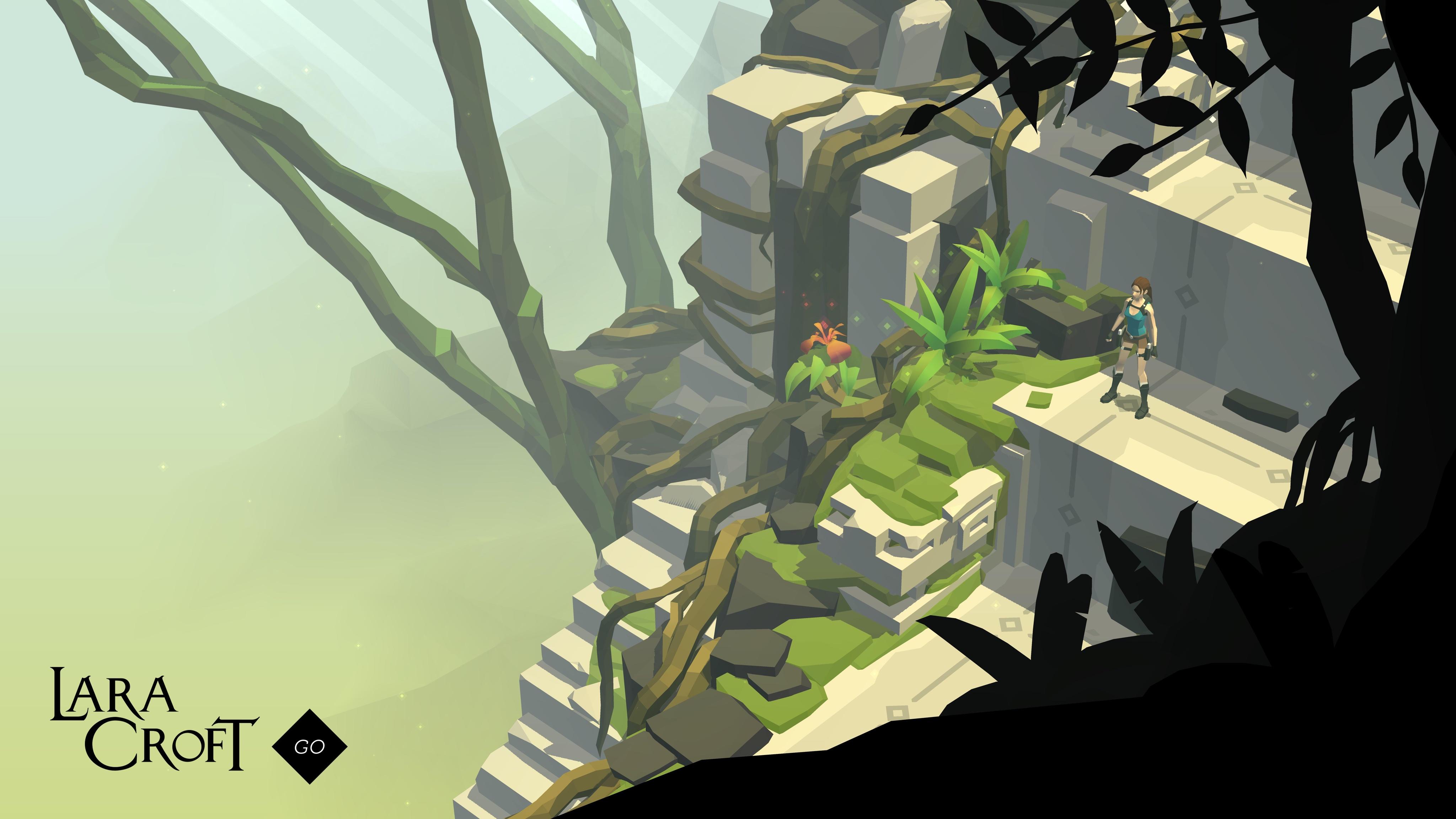 Square Enix lâche enfin Lara Croft GO et le portage de Final Fantasy VII