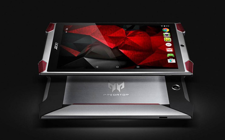[IFA 2015] Acer Predator 8, la tablette conçue pour les gamers