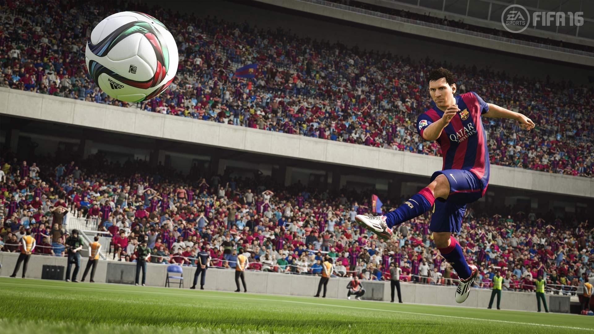 FIFA 16 Ultimate Team est disponible sous Android et iOS