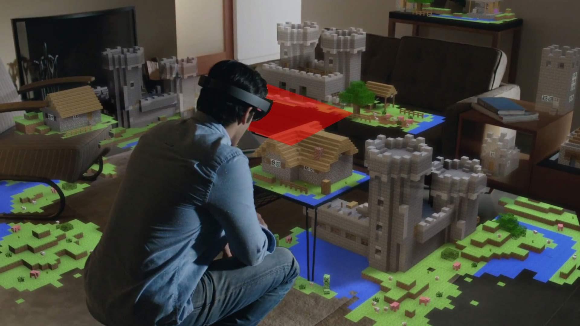 Le casque Microsoft HoloLens ne sera pas disponible avant 5 ans pour le grand public