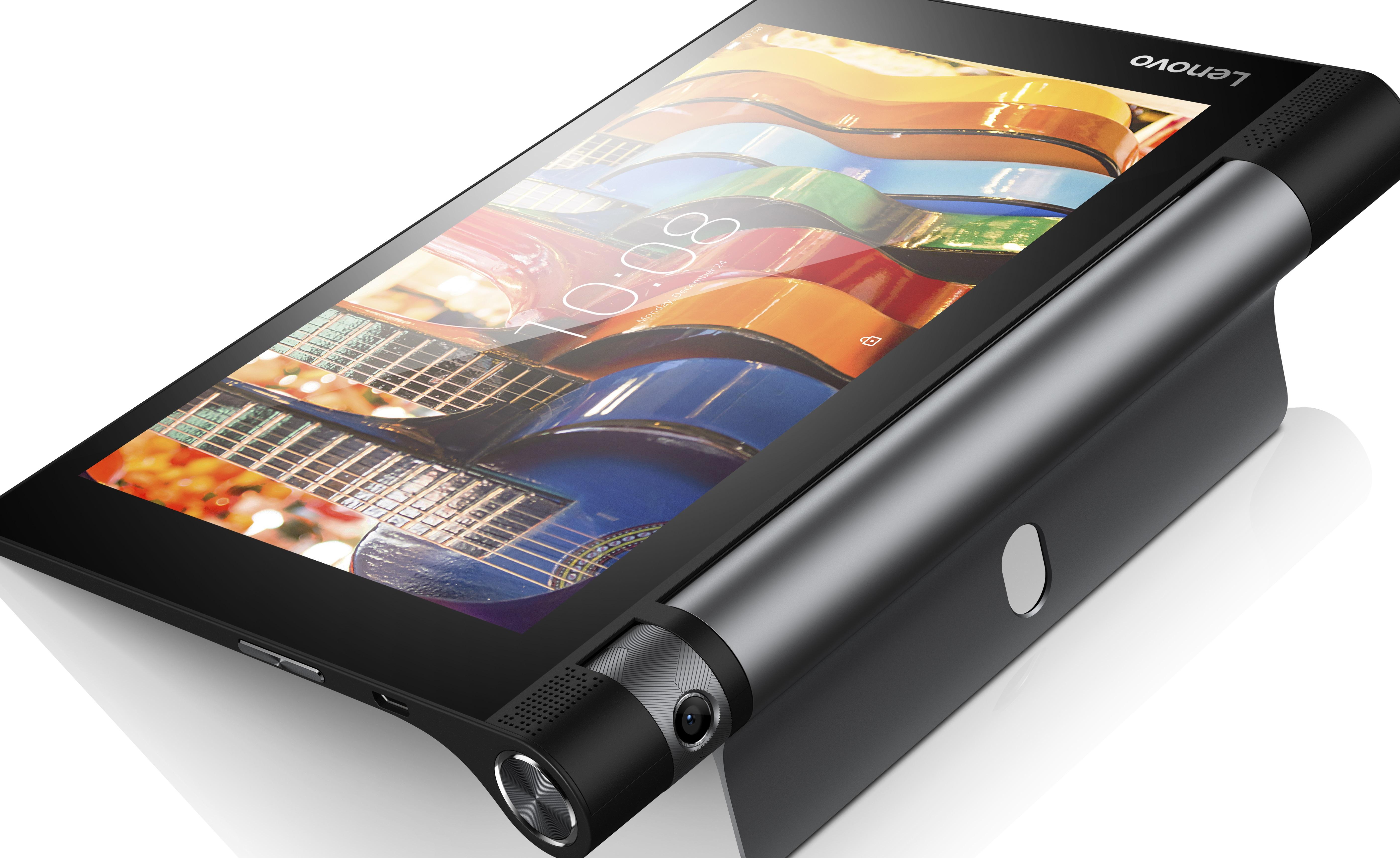 [IFA 2015] Lenovo présente sa gamme Yoga Tab 3
