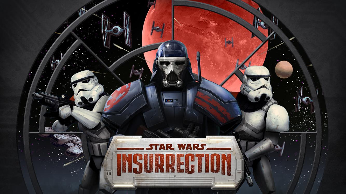 Star Wars: Insurrection sort aujourd'hui sur iOS et Android