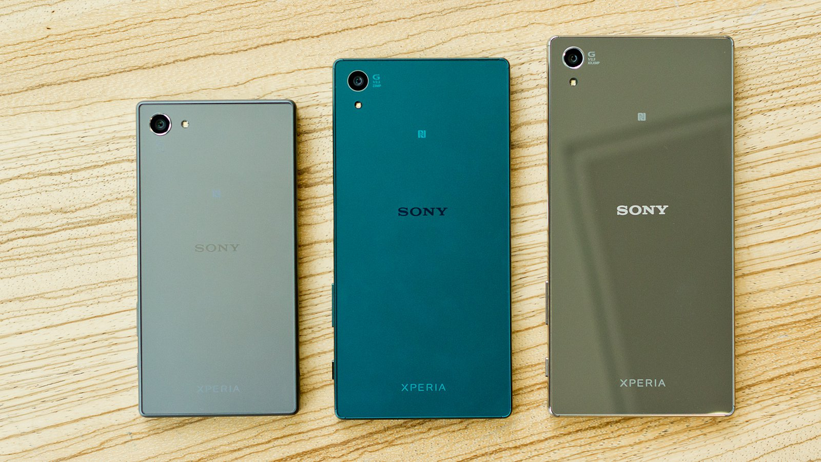 ifa 2015 la nouvelle gamme sony xperia z5 s 39 officialise enfin. Black Bedroom Furniture Sets. Home Design Ideas