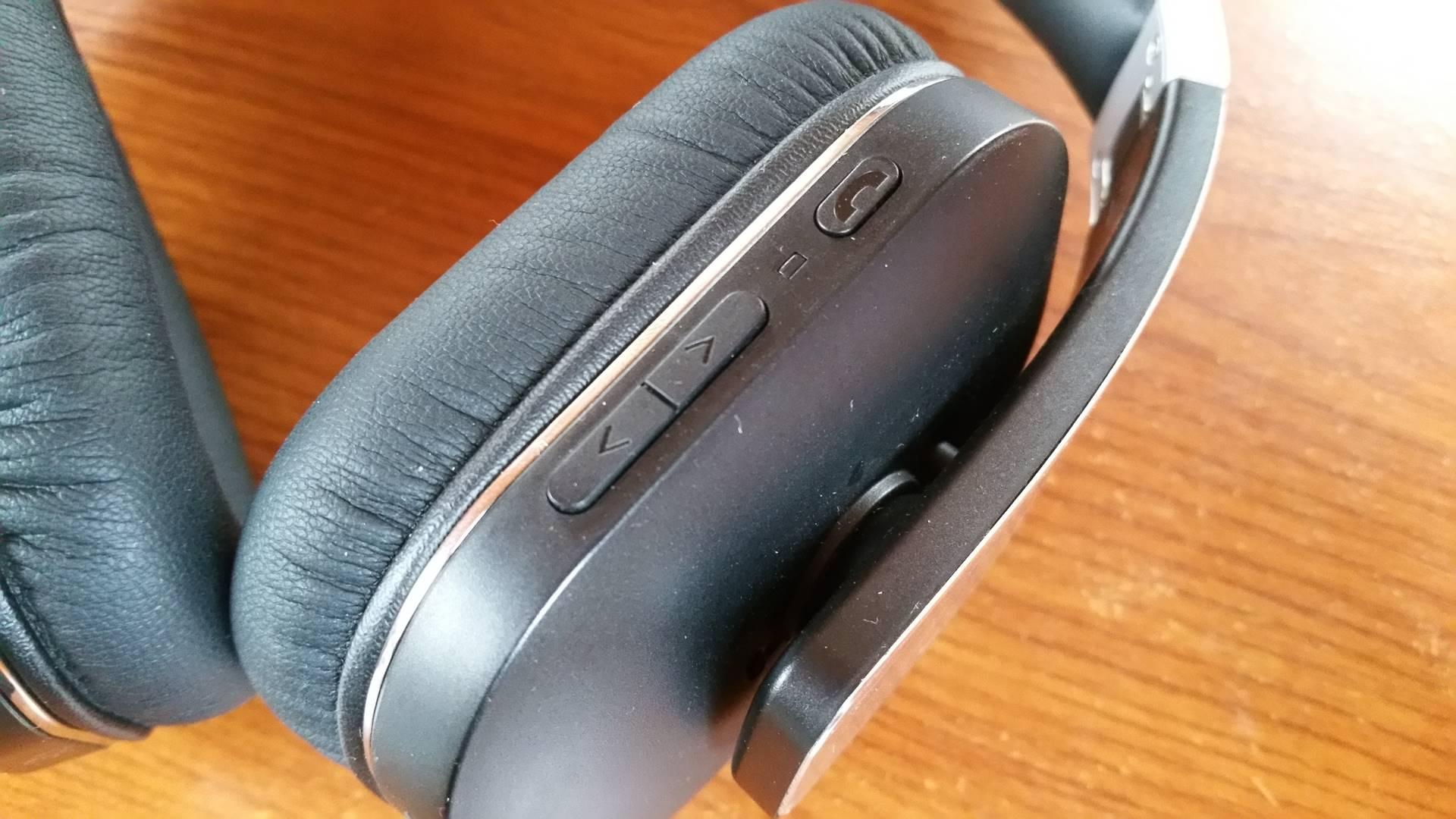 Test casque audiomax bouton