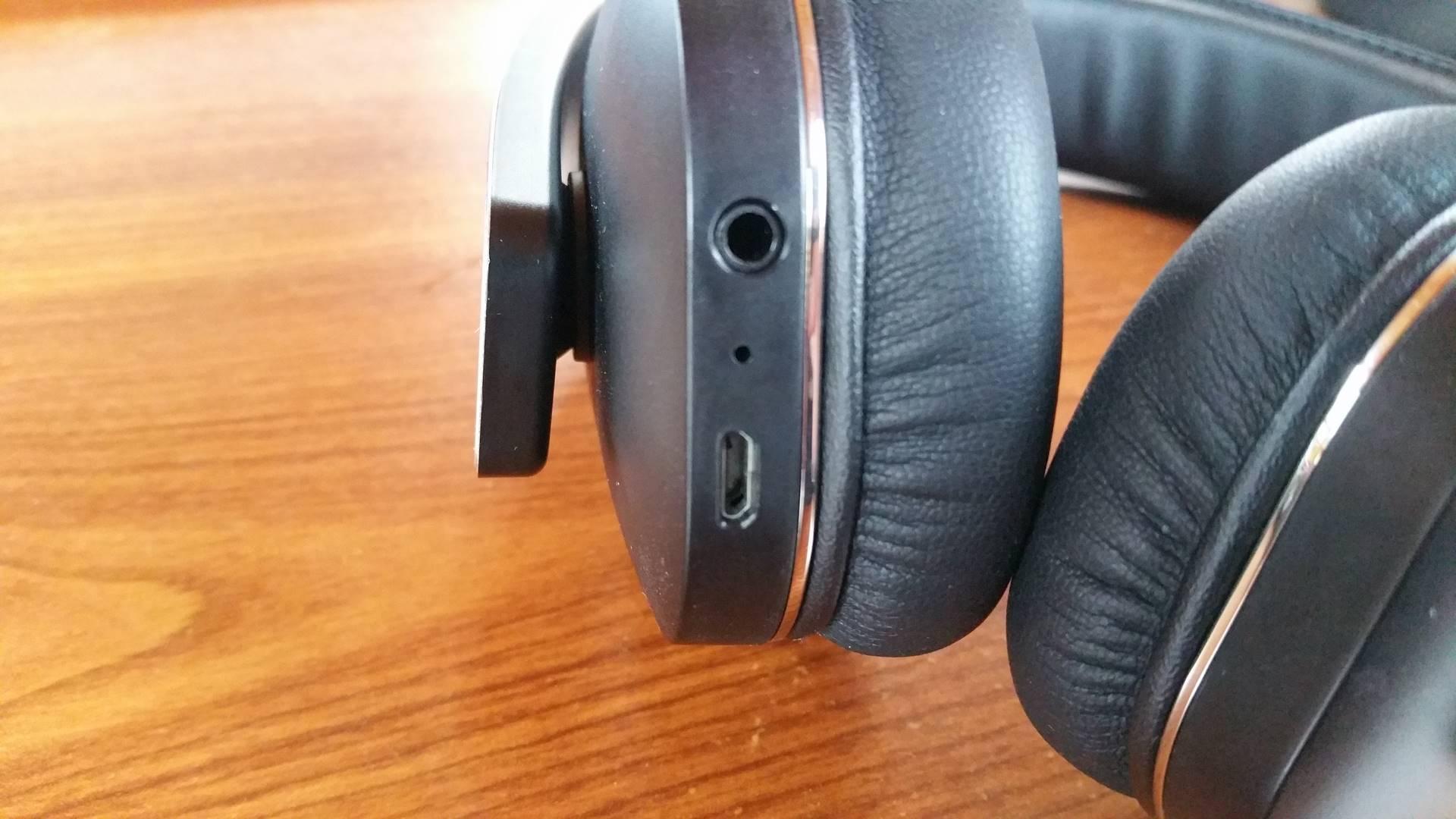 Test casque audiomax connectique