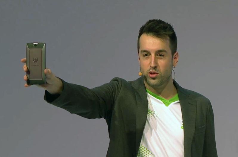 [IFA 2015] Acer Predator 6 : le smartphone à dix coeurs dédié aux gamers