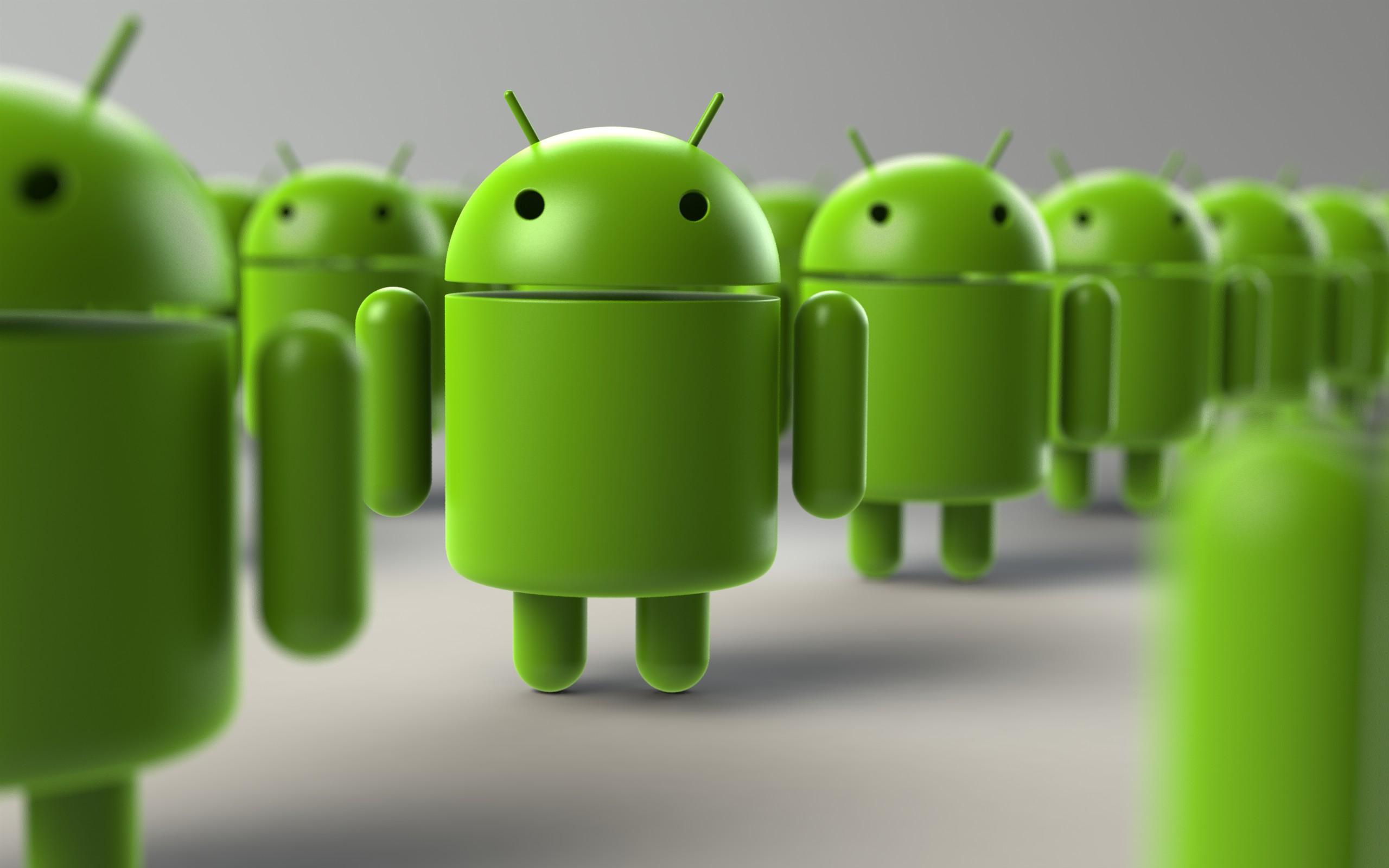 Android : KitKat se stabilise et Lollipop dépasse les 20%