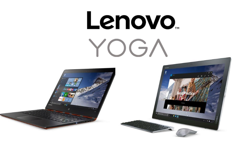 Lenovo présente les Yoga 900 et Yoga 900 Home