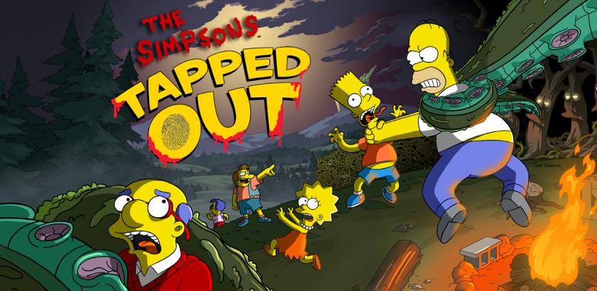 Le Simpson Horror Show revient dans l'appli les Simpsons : Springfield !