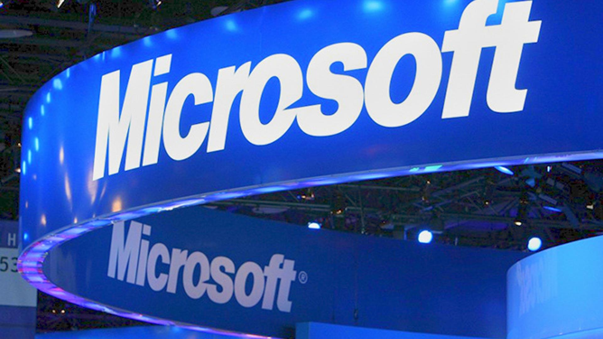 Suivez la conférence Microsoft à partir de 16h00 aujourd'hui !