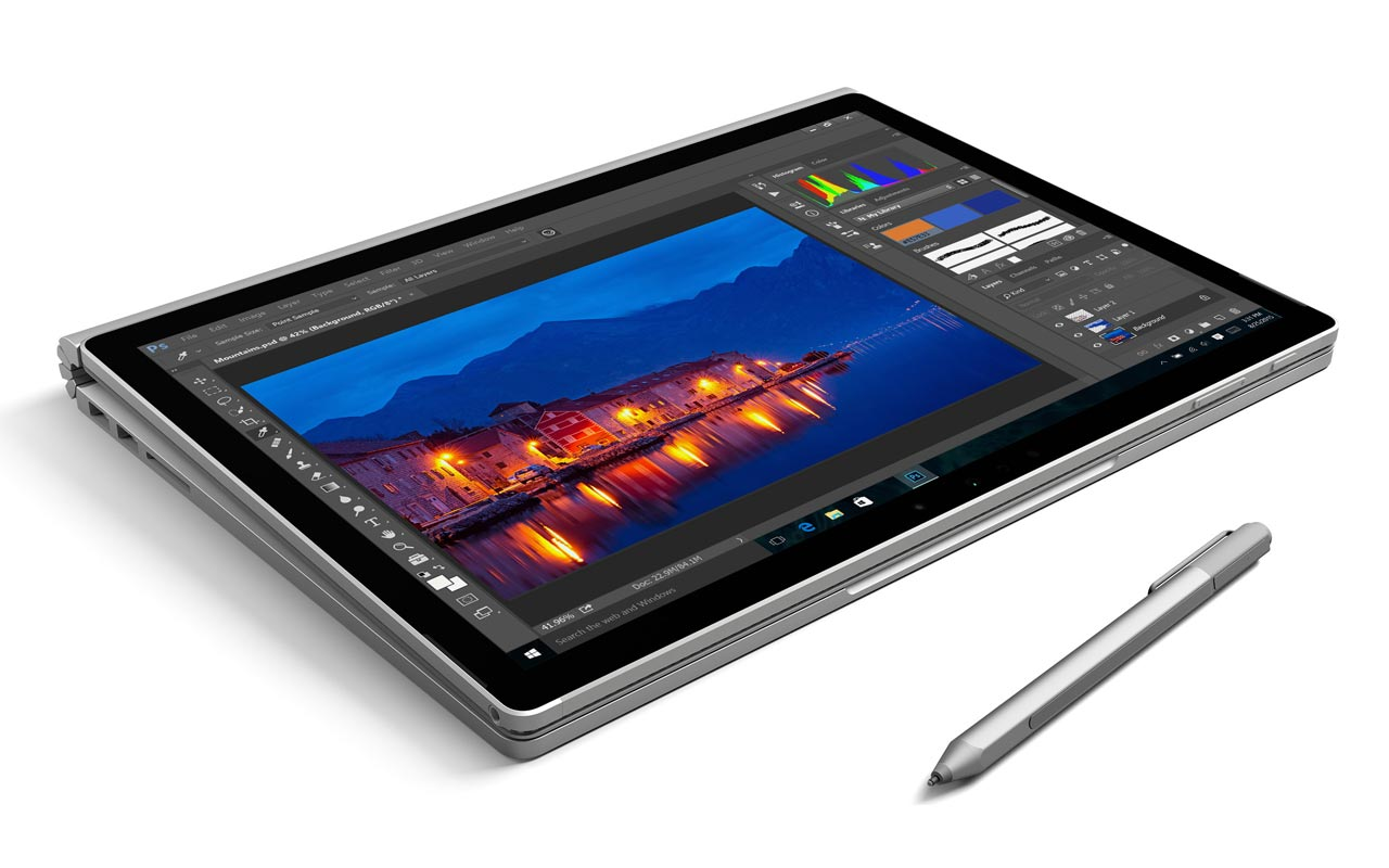 Microsoft Surface Book : déjà en rupture de stock !