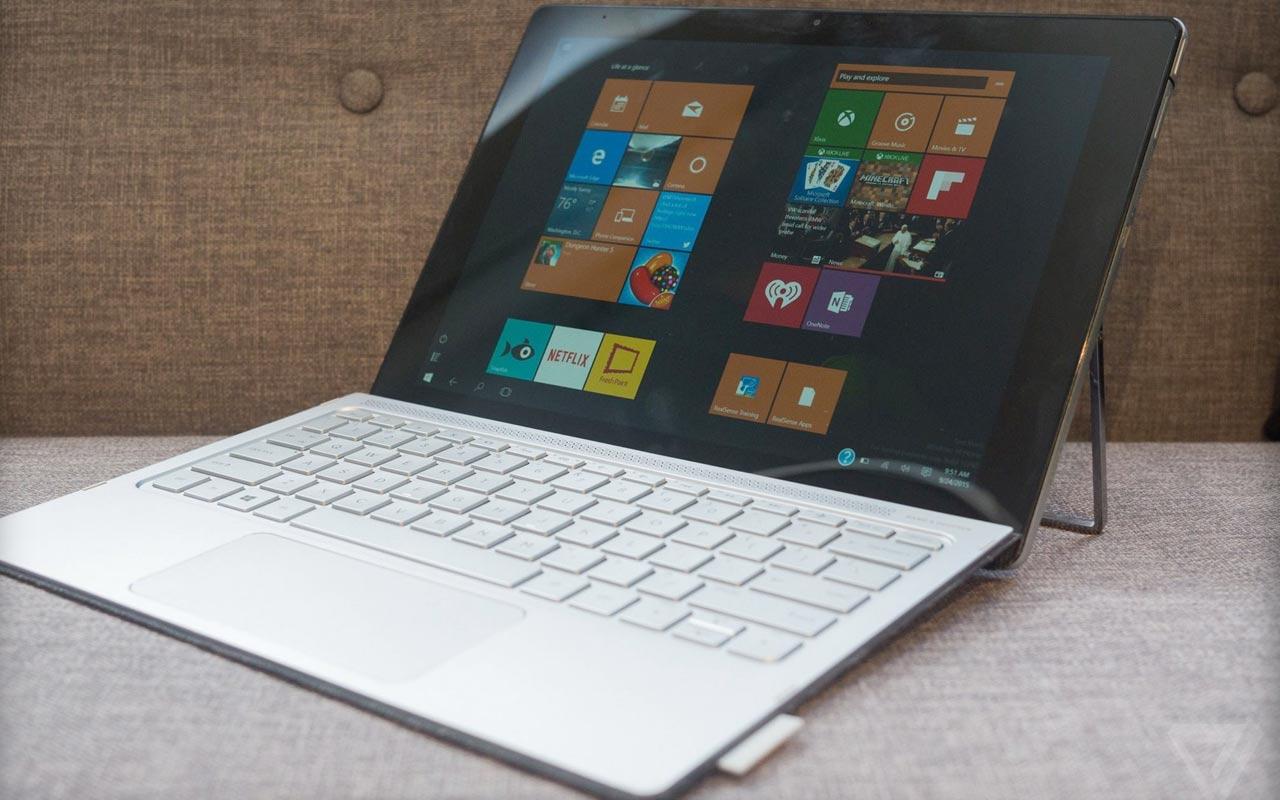 HP lance son Spectre X2, un concurrent direct à la Microsoft Surface Pro 4