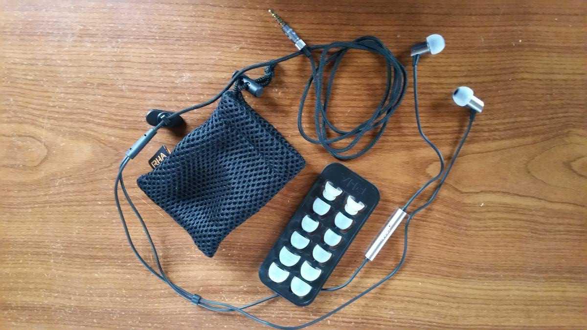 Test Des écouteurs Intra Auriculaires Rha S500i Ilovetablettecom