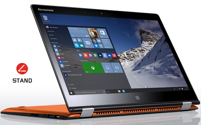 Lenovo présente les Yoga 700 au format 11 et 14 pouces