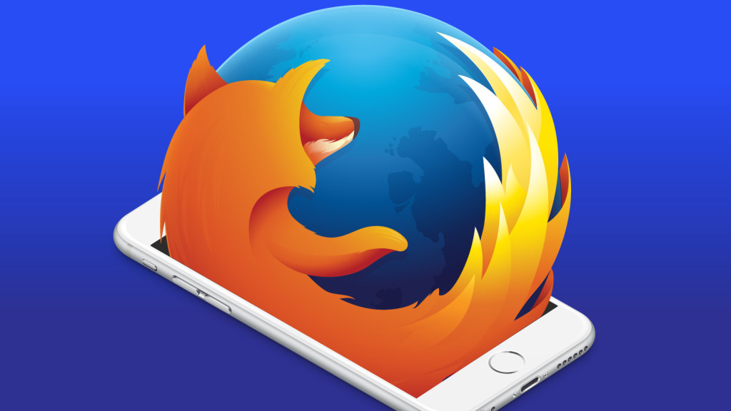Le navigateur Firefox débarque sur iOS