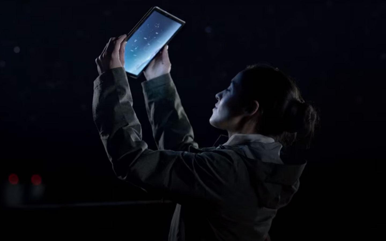 iPad Pro : première publicité de la nouvelle tablette d'Apple