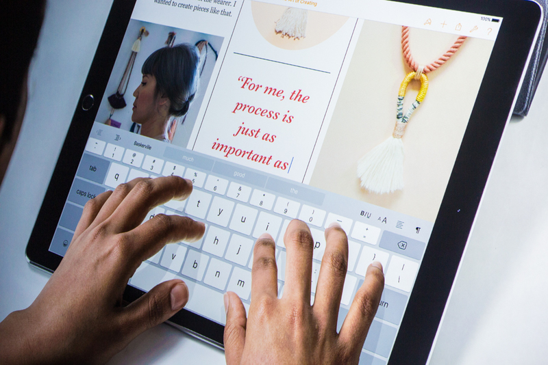 iPad Pro : un meilleur écran sur l'iPad Mini 4 et… la Surface Pro 4 ?