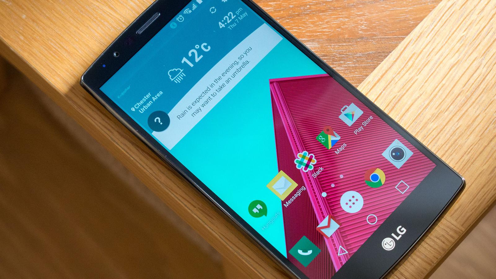 LG G4 : début du déploiement d'Android 6.0 Marshmallow en Europe