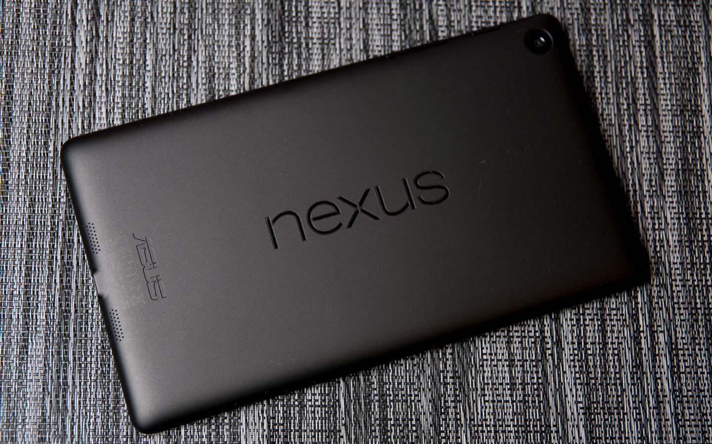 Google Nexus 7 : une nouvelle version de la tablette prévue pour 2016 !