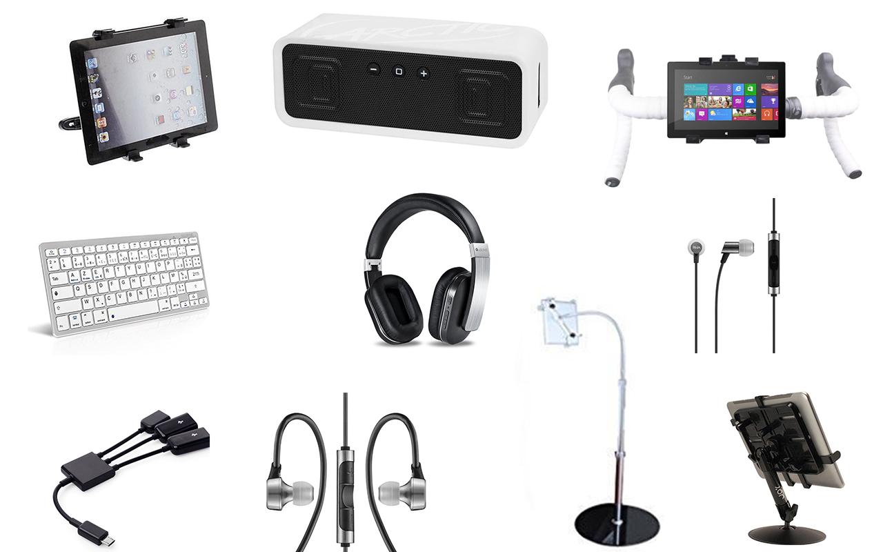 les 10 accessoires indispensables pour votre tablette tactile. Black Bedroom Furniture Sets. Home Design Ideas